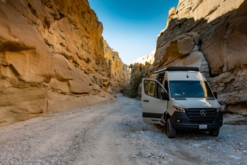 2021 Rebel RV in Sandstone Canyon